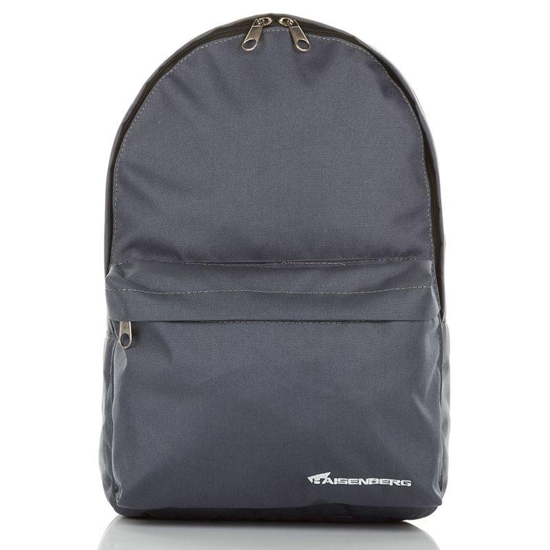 6e7110ba89e12 Wodoodporny Miejski plecak HAISENBERG Szary · Wodoodporny Miejski plecak  HAISENBERG Szary ...