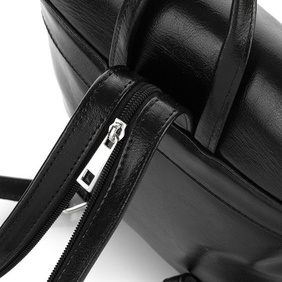 Plecak damski Włoski ze skóry naturalnej Brązowy