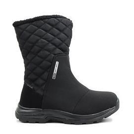 Śniegowce damskie BLACK DK